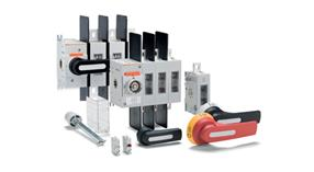 Switch disconnectors and changeovers switches GL series up to 630A